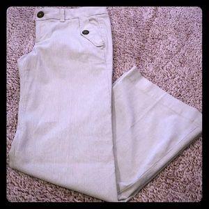 Gap Flared Leg dress pants